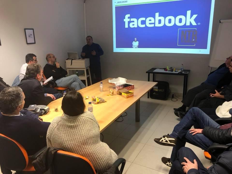 Positive Minds, evento sobre Facebook para empreendedores