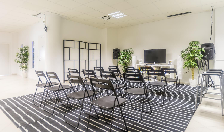 Positive Minds, aluguer de espaços para cowork, eventos e empresas
